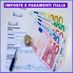Servizio imposte e pagamenti in Italia