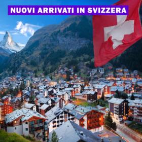Per i nuovi arrivati in Svizzera