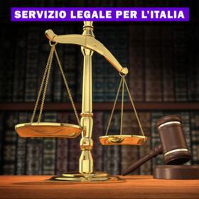 Servizio legale per l'Italia
